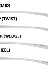 Warrior WARRIOR SWAGGER PRO LTE2 GSTK INTER LEFT 23.5 NAT/BLACK