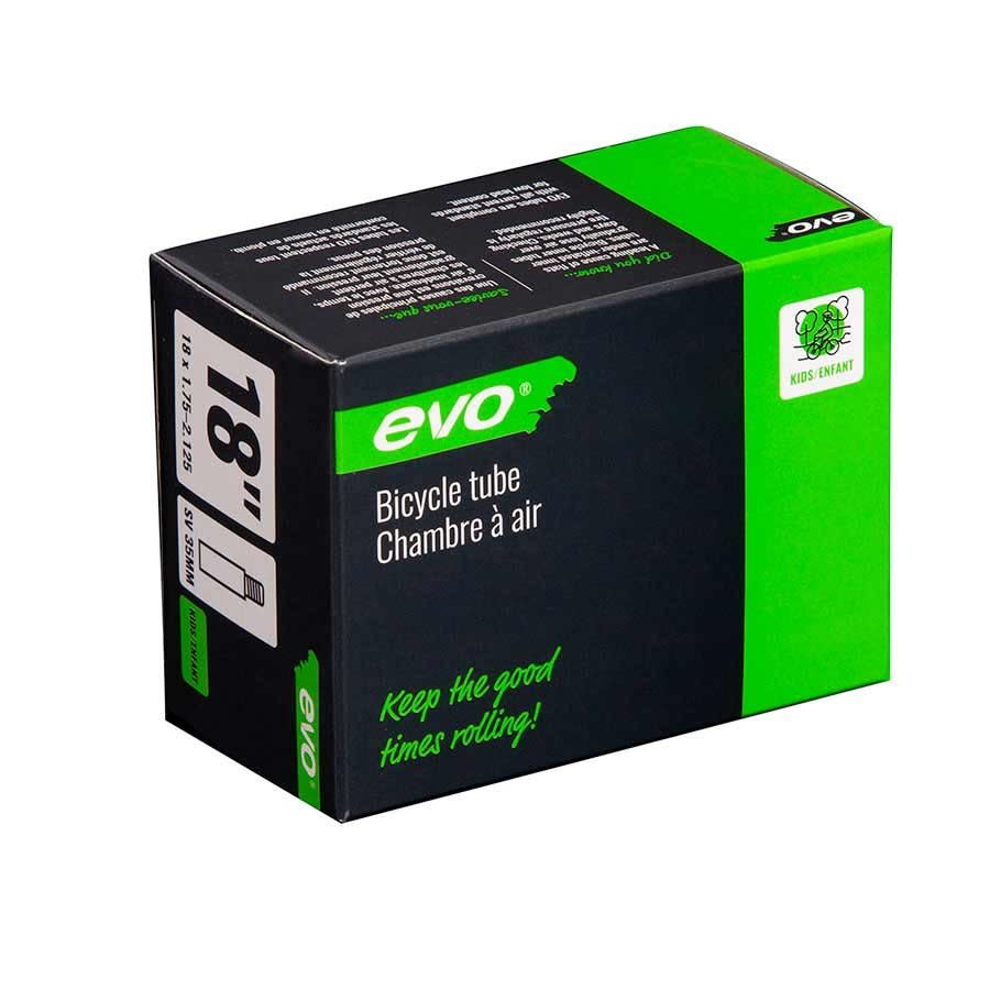 """Evo EVO Tube - 18"""" Schrader 18''x 1.75-2.125"""