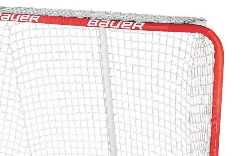 Bauer BAUER DELUXE REC STEEL GOAL - 54 X 44 EACH