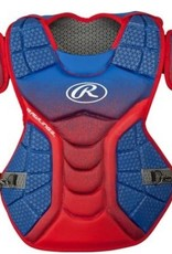 Rawlings RAWLINGS VELO CATCHERS CHEST PROTECTOR ADULT 17""