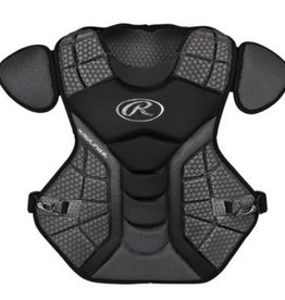 """Rawlings RAWLINGS VELO CATCHERS CHEST PROTECTOR ADULT 17"""""""