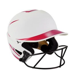 Mizuno MIZUNO F6 FASTPITCH HELMET WITH MASK