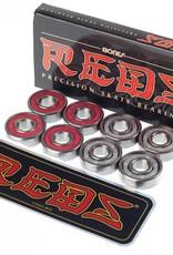 Bones Brigade Bones Reds Bearings - 1 pack of 8 bearings