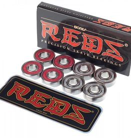 Bones Brigade Bones Reds Bearings - 1 pack of 8 bearings