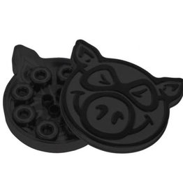 PIG Pig Bearings - Black OPS - set of 8