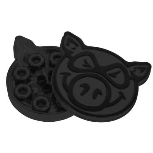 PIG Pig Bearings - Black OPS - set of 8