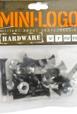 Mini Logo Mini Logo Mounting Hardware - Set of 8
