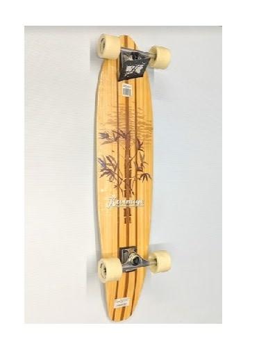 "Karnage Karnage 38"" Bamboo Longboards - Complete"