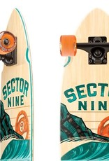 """Sector 9 Sector 9 Complete Longboard - Stacked Strand 34"""""""