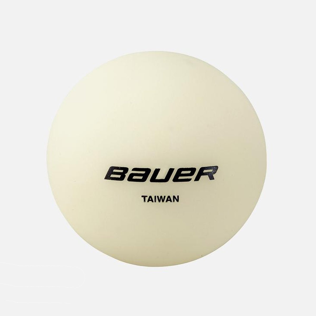 Bauer BAUER GLOW IN THE DARK HOCKEY BALL 4 PACK