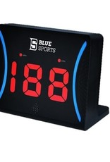 BLUE SPORTS SPEED RADAR WITH TRIPOD