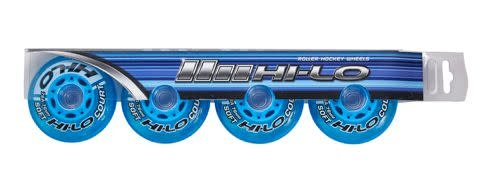 Bauer Hockey BAUER HI-LO COURT 4 PK WHEELS