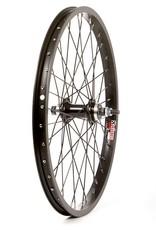 Wheel Shop Wheel Shop, Alex J303 Black/ Joytech A076, Wheel, Rear, 20'' / 406, Holes: 36, Bolt-on, 120mm, Rim, Freewheel