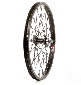Wheel Shop Wheel Shop, Alex J303 Black/ Joytech A076, Wheel, Rear, 20'' / 406, Holes: 36, Bolt-on, 120mm, Rim, Freewheel