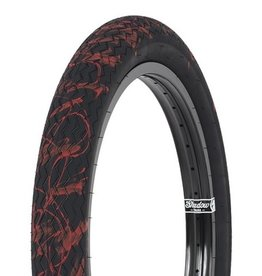 "Subrosa Subrosa Tire - Sawtooth - 20x2.35"" - Blood Splatter"