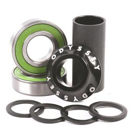 Odyssey Odyssey Mid BB - bottom bracket 19mm - Black