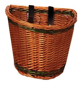 Evo Evo E-Cargo Classic WICKER Basket - Dark Color