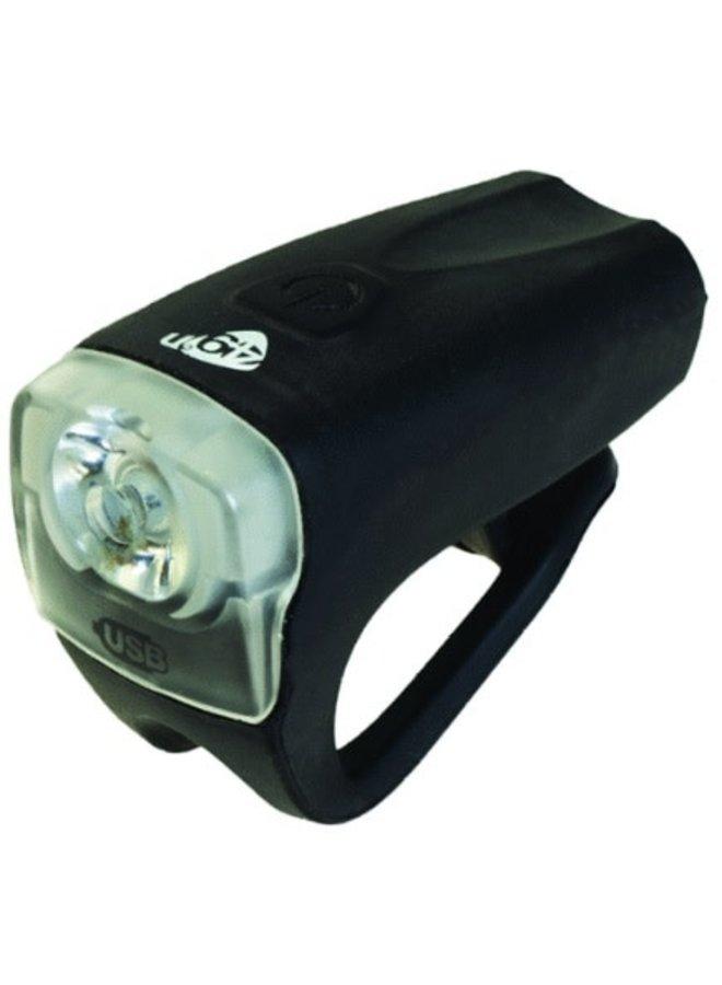 49N ULTRA DOPPLER USB FRONT BIKE LIGHT