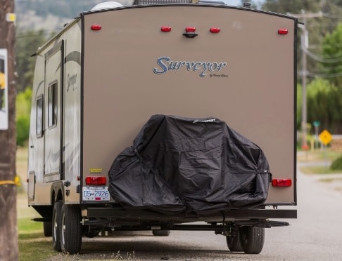 Swagman SWAGMAN RV HORIZONTAL BIKE BAG FOR HITCH RACKS