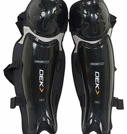 Powertek POWERTEK V5.0 BALL HOCKEY SHIN PADS