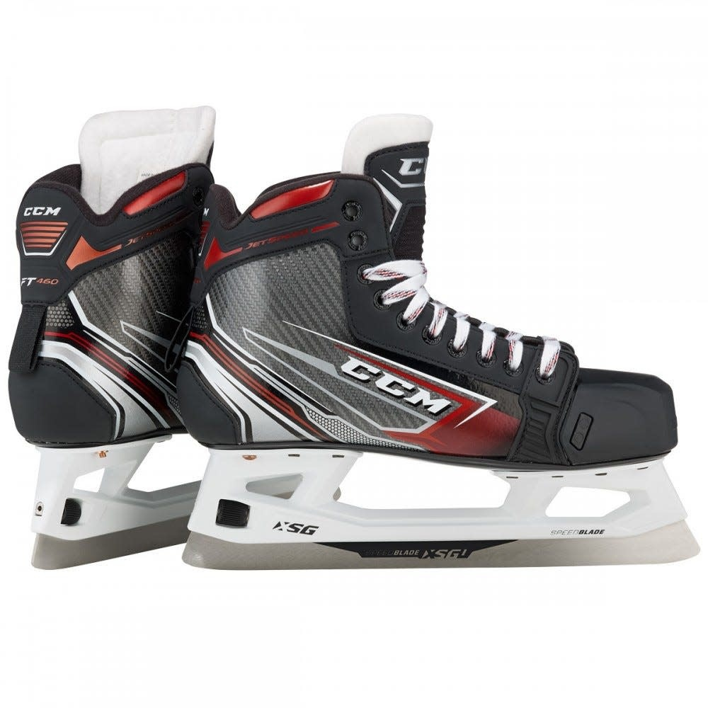 2019 CCM GSK JETSPEED FT460 JUNIOR GOALIE SKATES