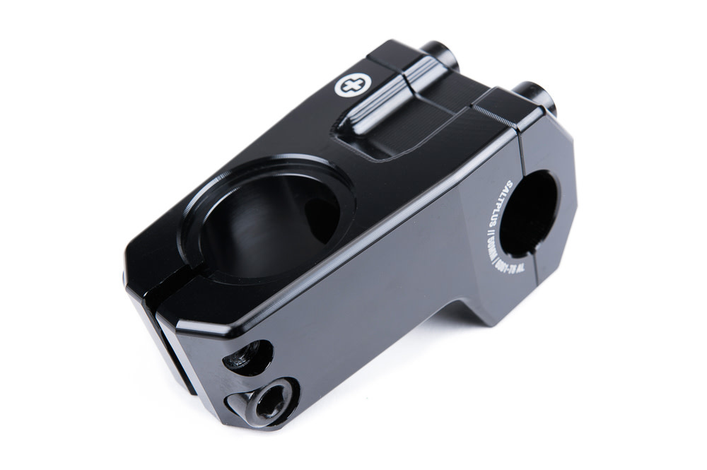 SALT PLUS SALT PLUS FIELD 50MM FRONT LOAD STEM BLACK