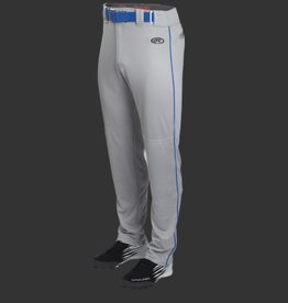 Rawlings RAWLINGS YOUTH LAUNCH SEMI RELAXED PIPED BASEBALL PANT