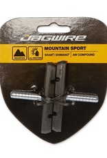 JAGWIRE JAGWIRE CANTILEVER BRAKE PADS - Non Threaded Post