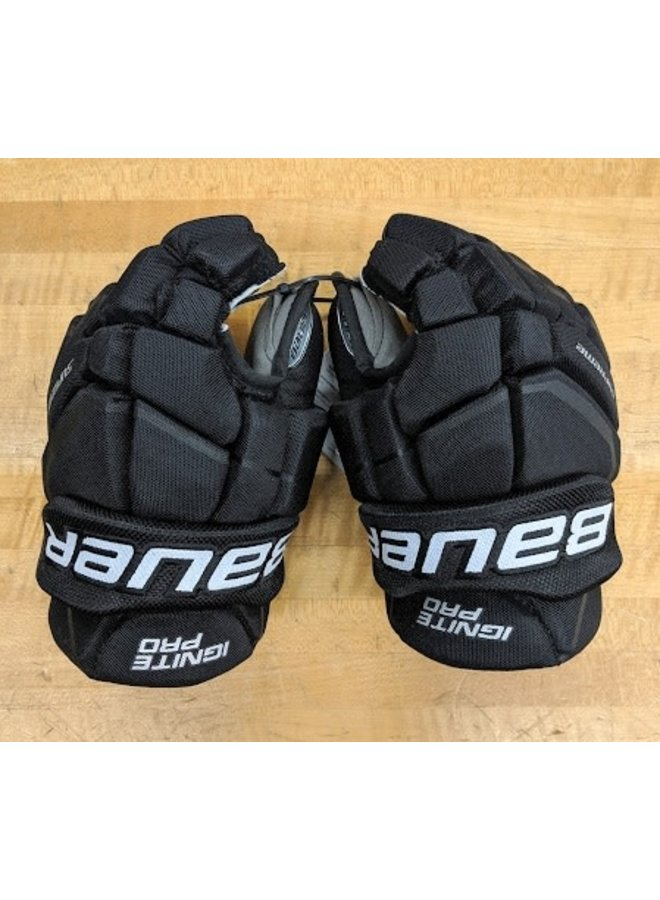 2019 BAUER HG SUPREME IGNITE PRO JUNIOR GLOVES