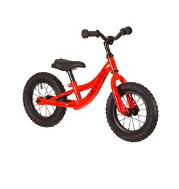 Evo Evo Balance Bike - Beep Beep Orange Peel/Red