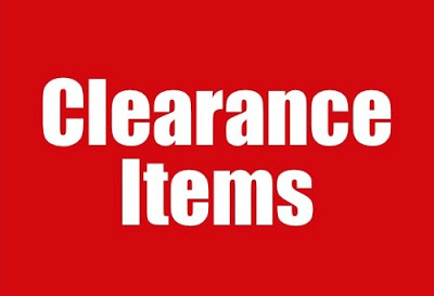 Clearance Ball items