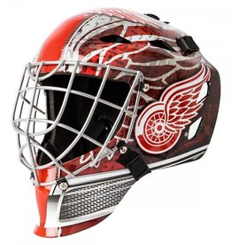 FRANKLIN FRANKLIN STREET HOCKEY GOALIE MASK - Detroit RW