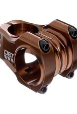 Deity Components Deity Copperhead Stem - 35mm, 0 Degree, Aluminum, Bronze