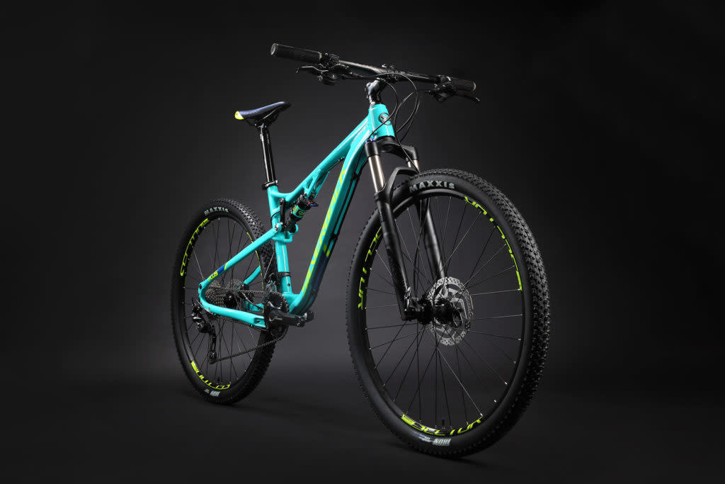 Silverback 2018 Silverback Sprint Plus Winterfresh / Lime Large