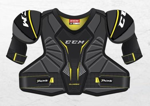 CCM Hockey 2019 CCM SP CLASSIC JUNIOR SHOULDER PADS