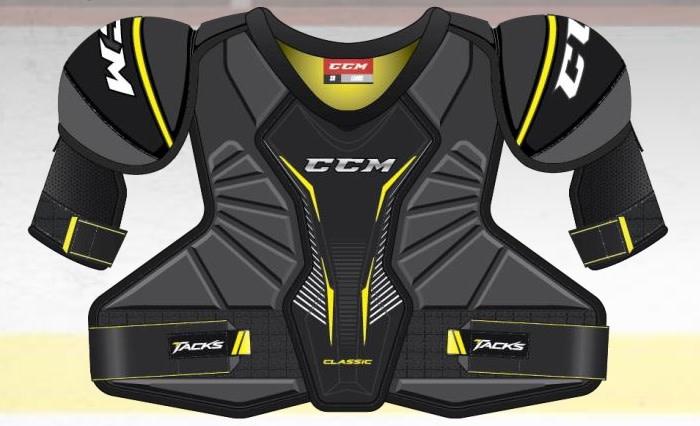 CCM Hockey 2019 CCM SP TACKS CLASSIC JUNIOR SHOULDER PADS