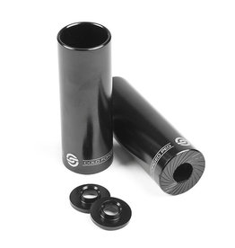 "SALT PLUS SALT AM PEGS 2X14MM INC 3/8"" ADP. BLACK"