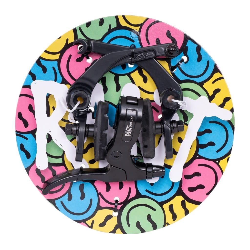 Rant Rant Brake - Spring V2 - Kit w/lever & cable - Black