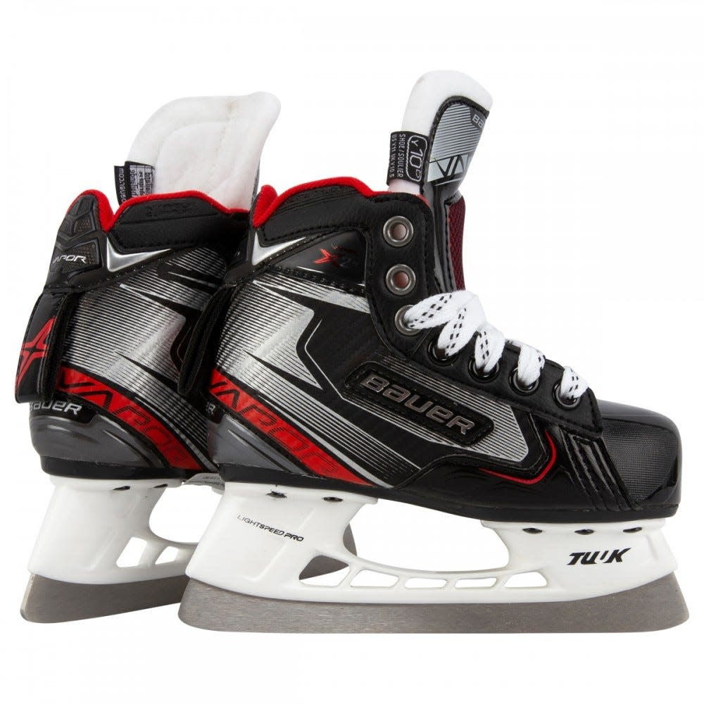 2019 BAUER GSK VAPOR X2 7 YOUTH GOALIE SKATES