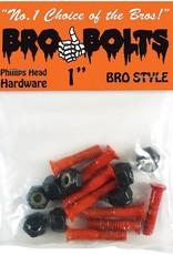 "Bro Style Bro Style - Bro Bolts - 1"" Hardware - Org. Phillips"