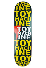 Toy Machine Toy Machine Deck - New Blood - Yellow - 8.25