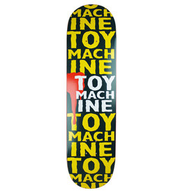 Toy Machine Toy Machine Deck - New Blood - Yellow - 8.25