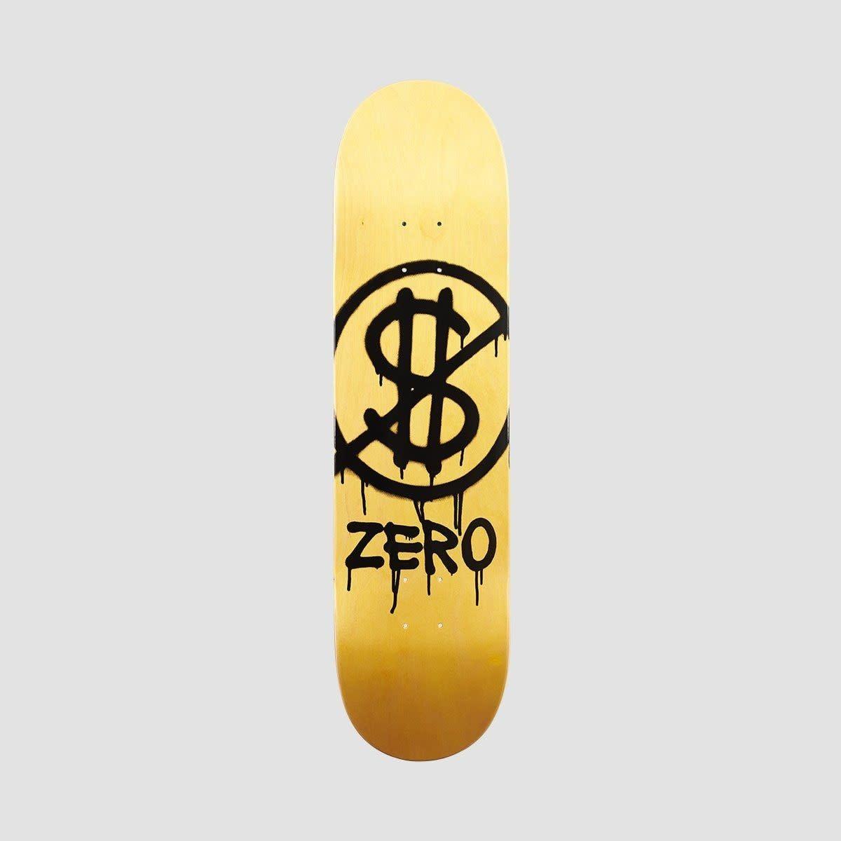 Zero Zero Deck - Hardluck - Yellow (8)