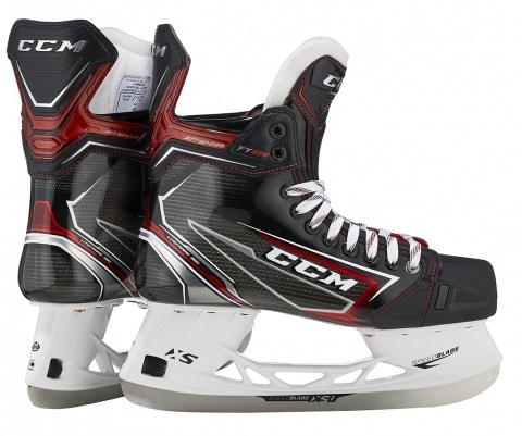CCM Hockey 2019 CCM SK JETSPEED FT490 JUNIOR  SKATES