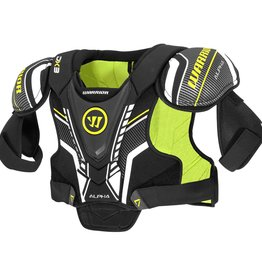 Warrior 2019 WARRIOR SP ALPHA DX3 JUNIOR SHOULDER PADS