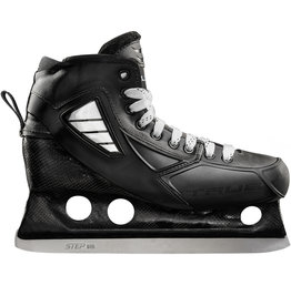 True TRUE GSK CUSTOM GOALIE SKATES ONE PIECE