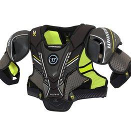 Warrior 2019 WARRIOR SP ALPHA DX JUNIOR SHOULDER PADS