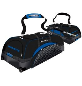 "Powertek Powertek Ringette Bag 33"" Blue"