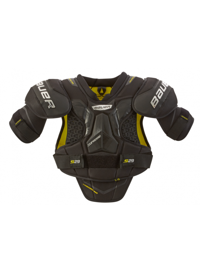 2019 BAUER SP SUPREME S29 SR SHOULDER PADS