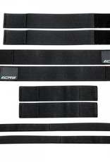 Bauer Hockey BAUER  CRS PAD VELCRO STRAP KIT - LONG (PACK)-PACK